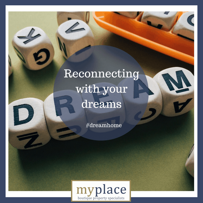 Reconnecting with your Dreams