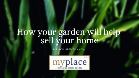 How your garden will help sell your home
