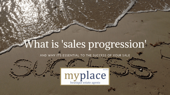 What is 'sales progression' and why it's essential to the success of your sale